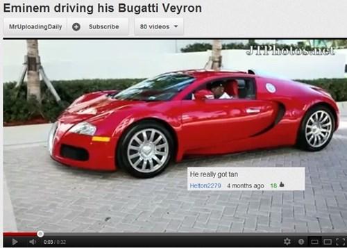 youtube cars youtube comments eminem - 8332709888