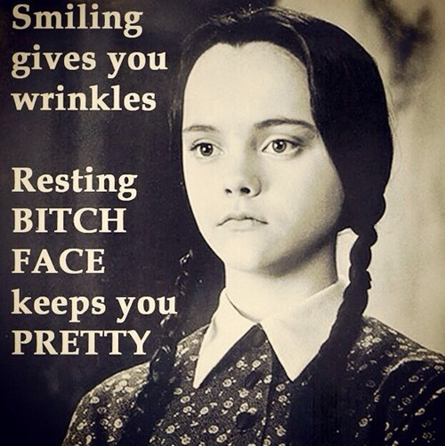 beauty tips wednesday addams funny dating - 8332790528