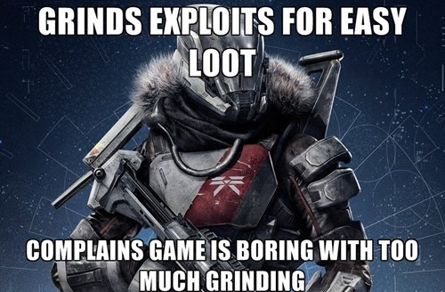 bungie logic destiny gamers video games - 8332903936