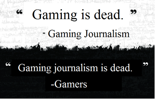 journalism video games gamergate notyourshield not your shield - 8332990208