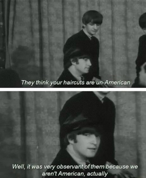 Get Rekt, Courtesy of John Lennon