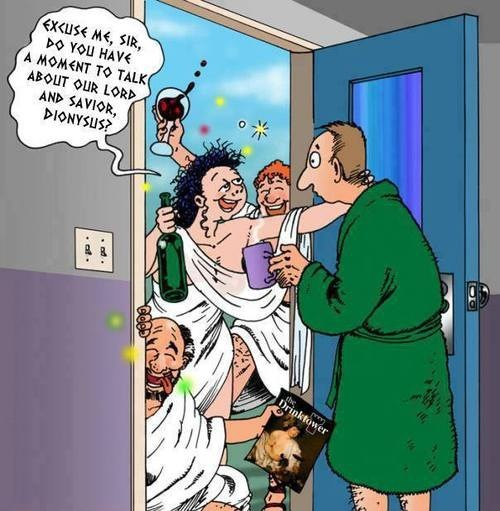 religion dionysus gods greek mythology greek web comics - 8333113088