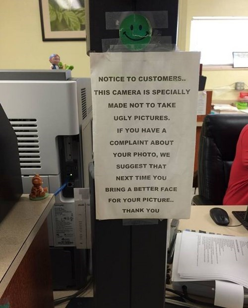 customer service sign burn - 8333146880