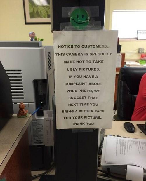 customer service sign burn - 8333146880
