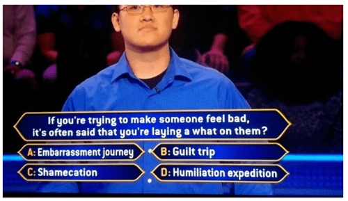 game show who wants to be a millionaire wrong - 8333159168