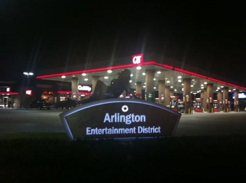 texas,gas stations,arlington