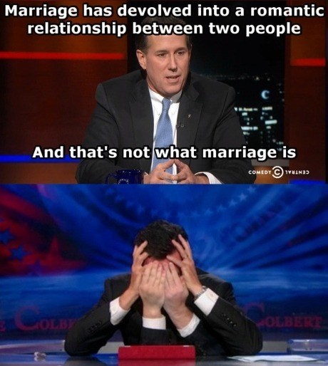 funny,marriage,idiots,stephen colbert,dating