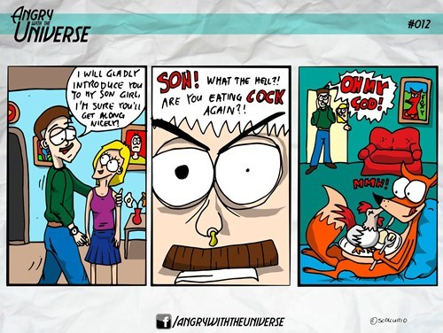 dogs wtf puns parents web comics - 8333743360