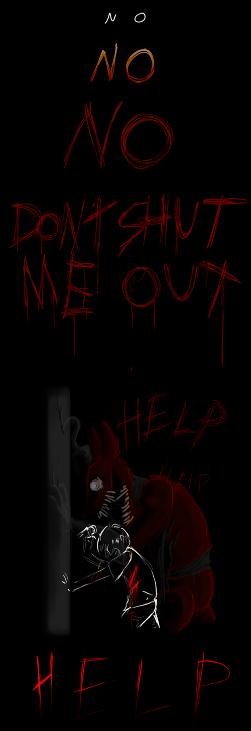 creepypasta,foxy,five nights at freddy's