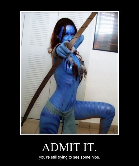 Avatar cosplay Sexy Ladies funny - 8333821952