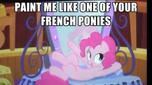 french girls pinkie pie rainbow rocks - 8333984000