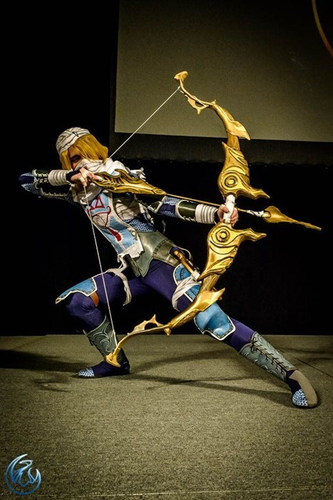 cosplay legend of zelda sheik - 8334080768