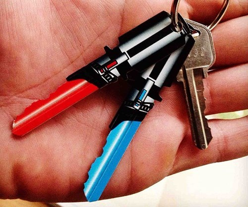 lightsaber design keys star wars g rated win - 8334256384