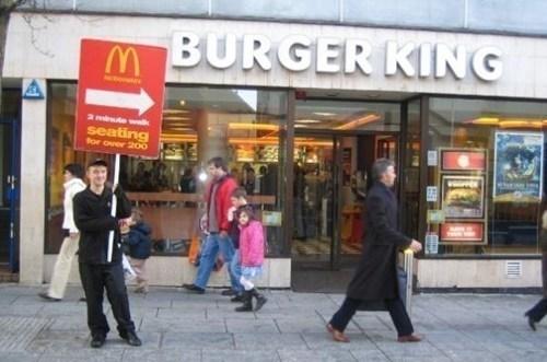 burger king McDonald's - 8334373376