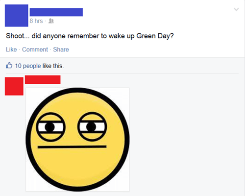 lyrics green day october Music failbook g rated