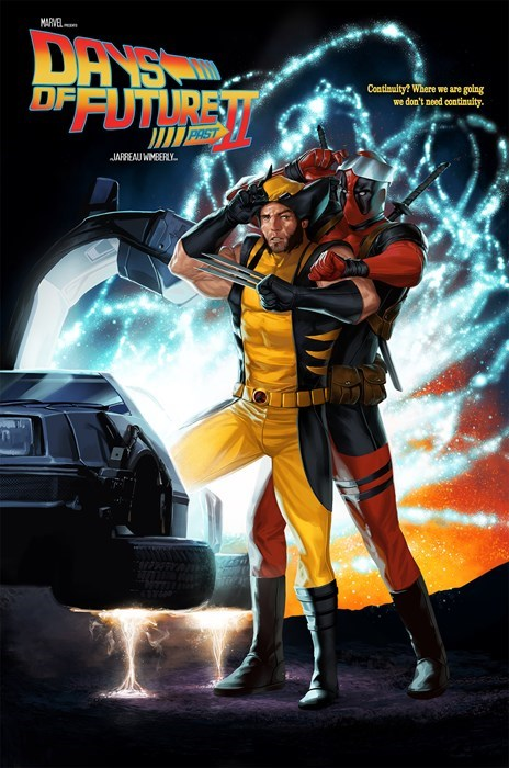 back to the future deadpool days of future past wolverine - 8334899200