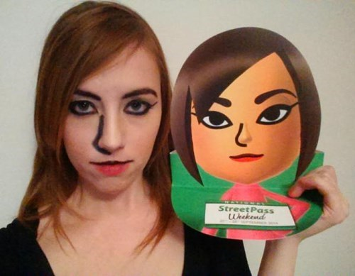 makeup video games poorly dressed mii