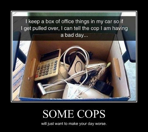 bad day,cops,funny,jerks