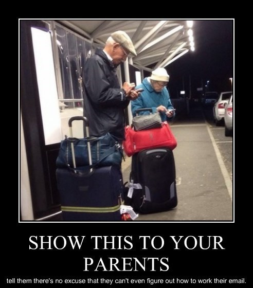 funny,old people,parents,technology