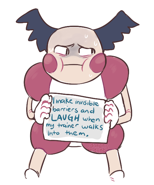 Pokémon mr-mime pokemon shaming - 8335106048