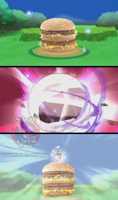 Pokémon prepare for trouble cheeseburgers - 8335211776