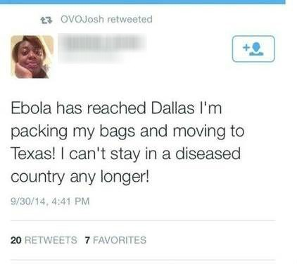 twitter facepalm ebola geography failbook g rated - 8335309568