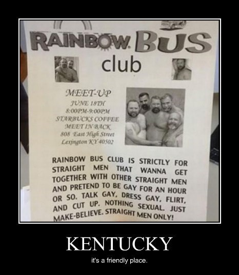wtf club kentucky funny - 8335996160