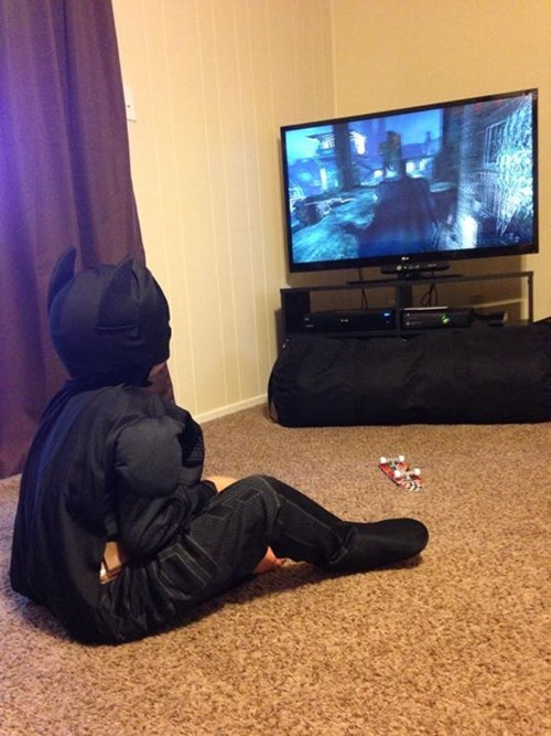 costume,kids,parenting,batman,video games,g rated