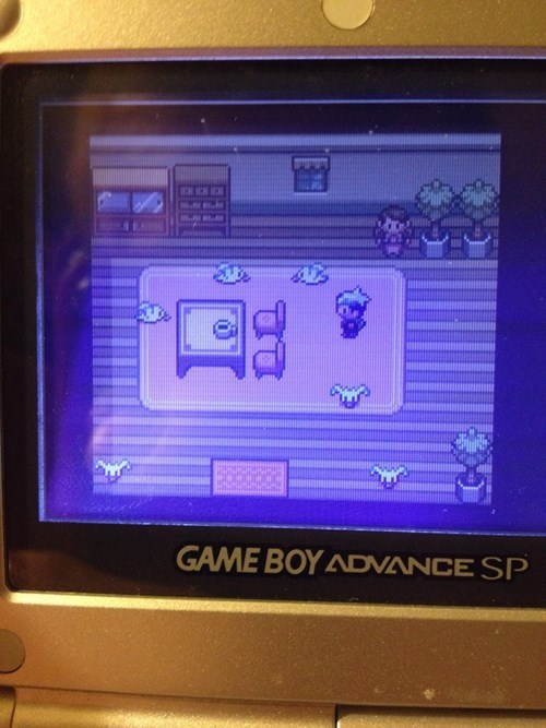 Pokémon game boy advance wingull - 8336217088