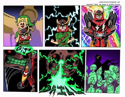 video games zelda web comics - 8336254720