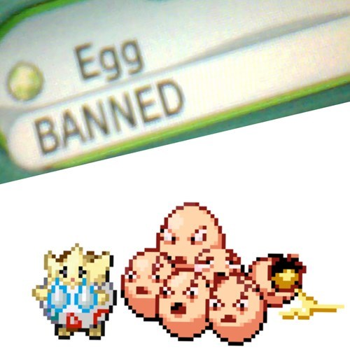 eggs exeggcute smogon togepi - 8336338688