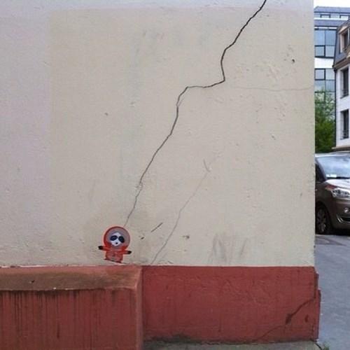 classic Street Art hacked irl - 8336346624