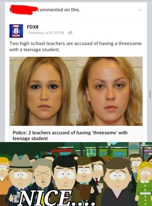 Probably bad News school gross teacher failbook g rated