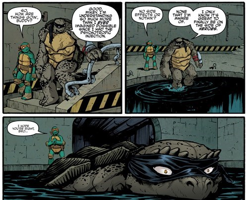 Straight off the Page TMNT - 8336712192