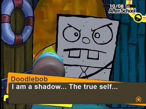 persona SpongeBob SquarePants bubble buddy - 8336907776