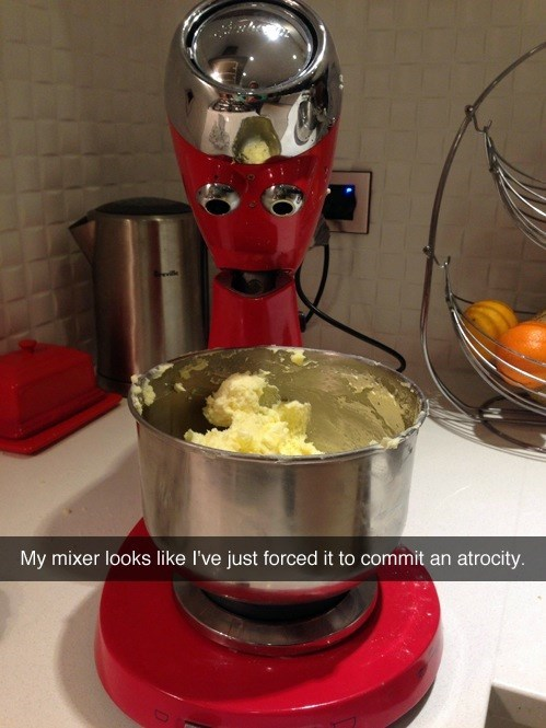 snapchat,mixer,cooking,baking,food