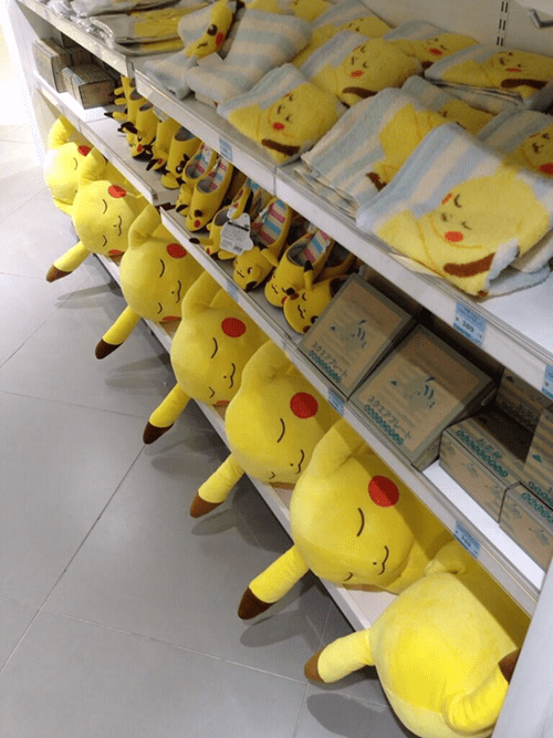 store,Pokémon,pikachu