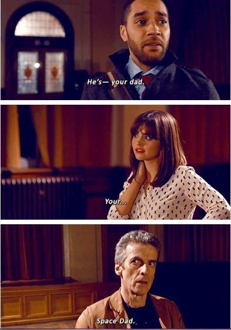 clara oswin oswald,12th Doctor,danny pink