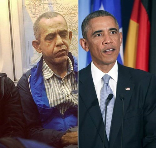 barack obama,time travel,totally looks like