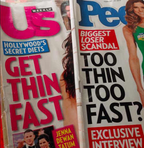 diet magazine paradox - 8337411584