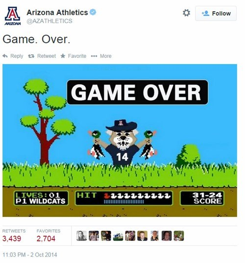 duck hunt video games sports twitter