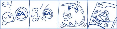 copy,EA,kirby,web comics