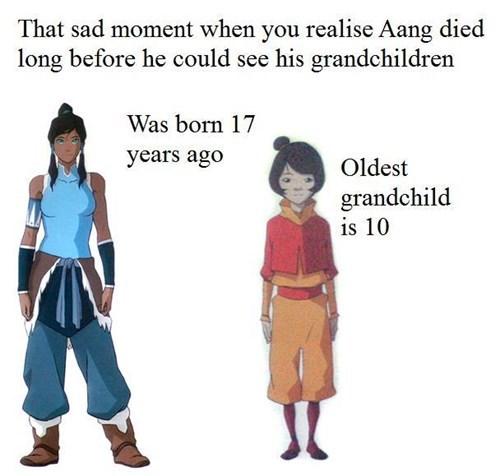 Avatar aang feels korra - 8338882048