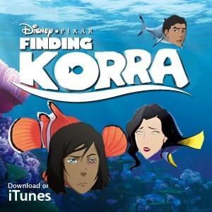 Avatar cartoons finding nemo korra - 8339075584