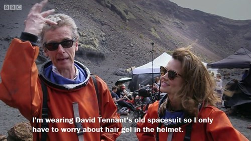 12th Doctor David Tennant Peter Capaldi - 8339258624