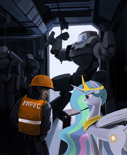 Alicorn Mechs
