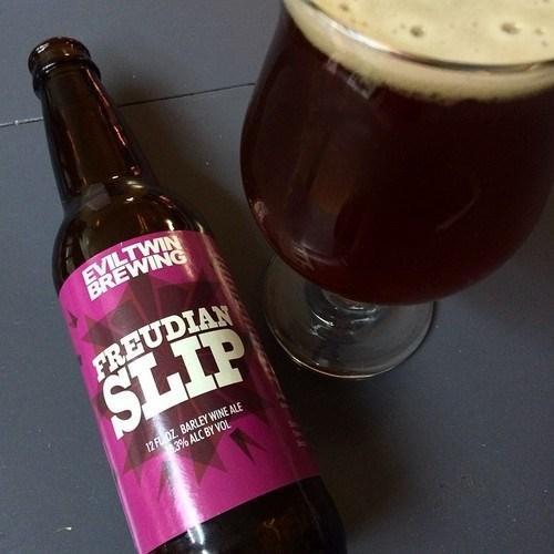 beer,freudian slip,no no tubes