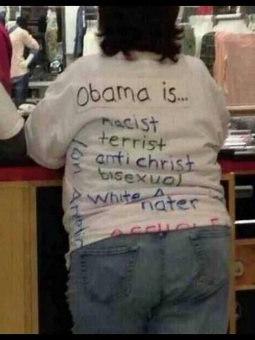 poorly dressed murica obama t shirts barack obama - 8339735552