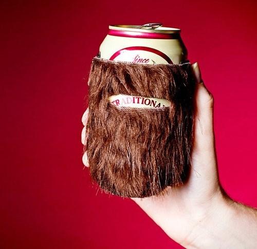 beer,beard,koozie,funny