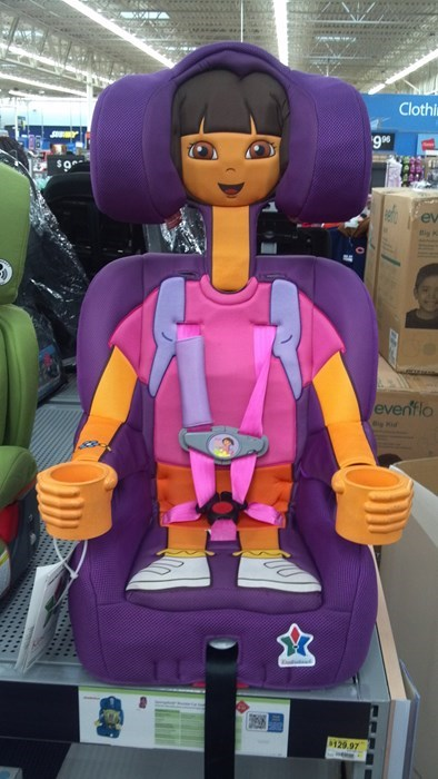 car seat parenting dora the explorer - 8339942656